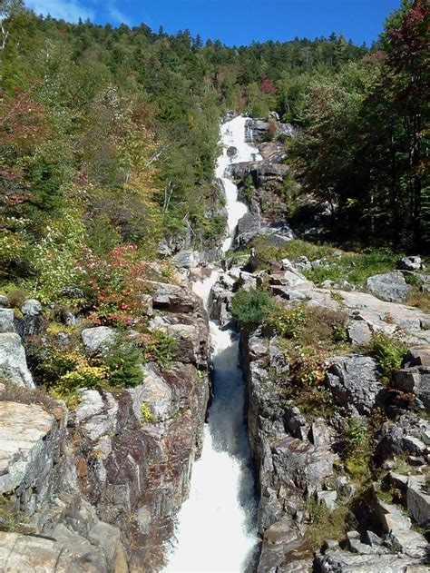 silver cascade nh new england waterfalls 1000 images about new hshire waterfalls on pinterest