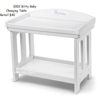 Bitty Baby Changing Table American Doll Bitty Baby Changing Table Bitty Baby