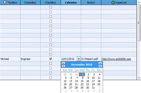 pengertian layout grid flexcell grid control for activex 6 3 3