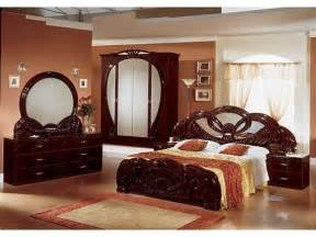 stylish bedroom furniture stylish italian mahogany high gloss bedroom furniture homegenies