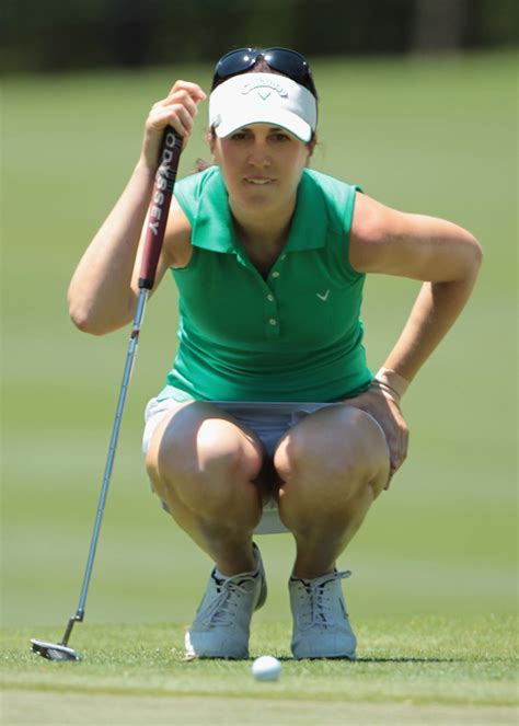 sandra gal golf swing sandra gal golf swing sandra gal limit focus to ball