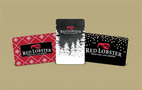 Red Lobster Gift Cards - last minute gift ideas under 100 metro mom club
