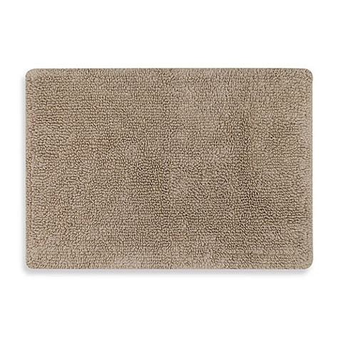 mohawk bathroom rugs buy mohawk step out 17 inch x 24 inch bath rug in sand