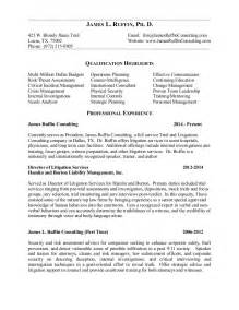 Fbi Special Agent Resume Fbi Special Agent Resume Example Quotes
