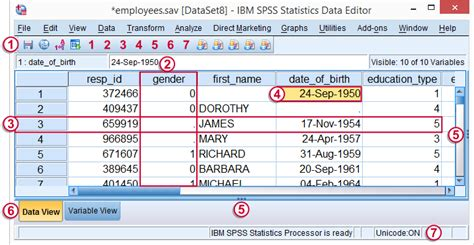 spss tutorial for data analysis spss beginners tutorials
