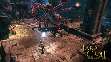 lara guardian of light hd gives ios devices even