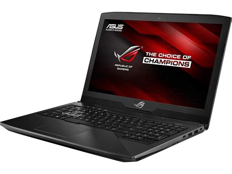 Laptop Asus Rog September Asus Republic Of Gamers Announces New Strix Gaming Laptops Funkykit