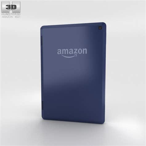 3d amazon amazon fire hd 7 cobalt 3d model hum3d