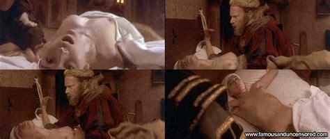 Blanca Marsillach Flesh And Blood Beautiful Celebrity Sexy Nude Scene