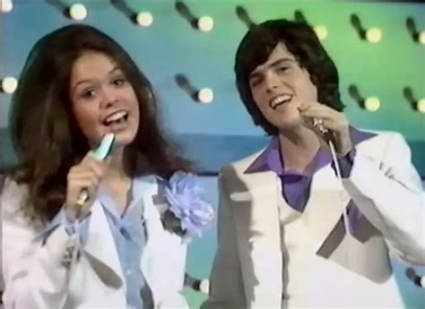 Donny Osmond To Appear On All My Children by Donny And Marie Osmond Im Leaving It All Up To You Totp
