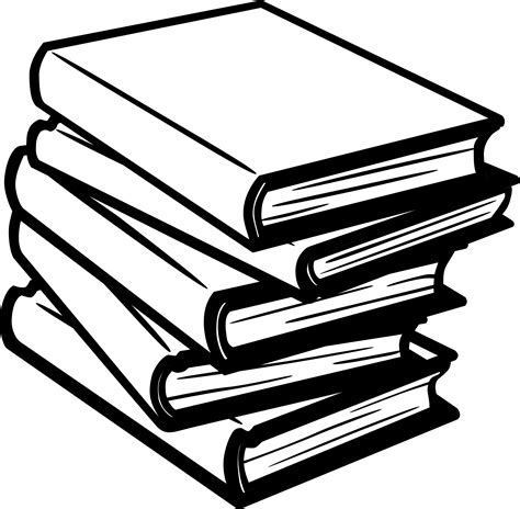 coloring book zip file clipart books lineart no shading
