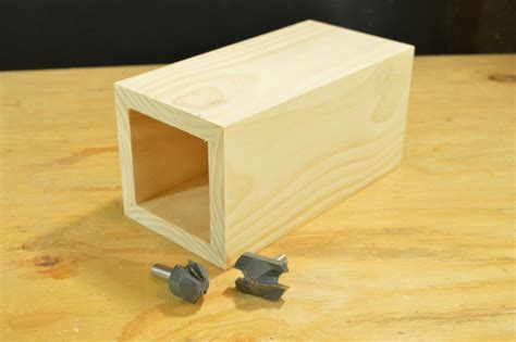 rabbet miter joint    video