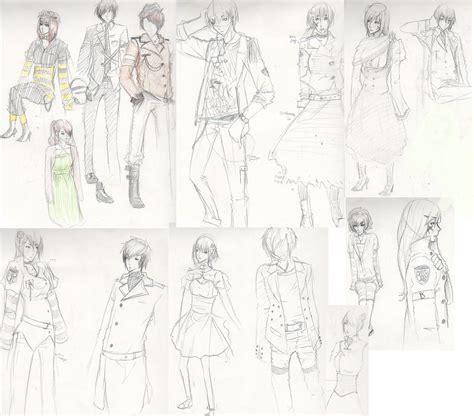 Design Fashion Sketches Online | fashion designer fashion design sketches