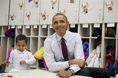 biography of barack obama for students obama announces 1 billion investment for early childhood