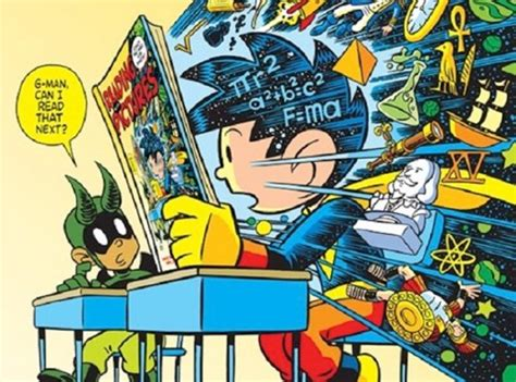 learning to read from comics | paul gravett
