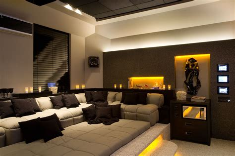 home theater room decor home theatre decor marceladick com