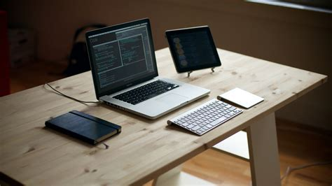 minimalist desk setup the importance of ergonomics in your workspace