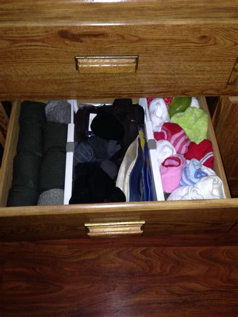 diy sock drawer sock drawer home organization sock and drawers
