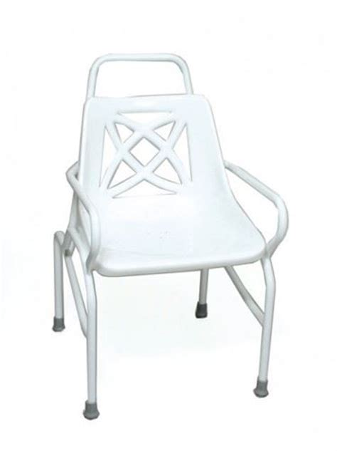 Static Shower Chair by Deluxe Static Mobile Shower Chair Bathroom Seat Range Ebay