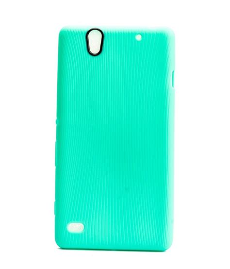 Back Cover Sony C4 videotronix back cover for sony xperia c4 blue buy