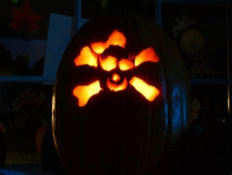 gallery for gt girl skull pumpkin carving stencil
