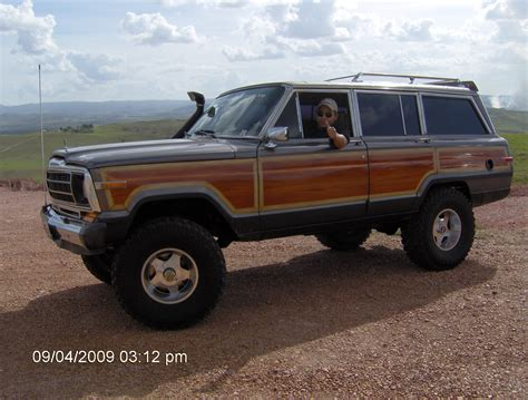 1987 jeep wagoneer supercheox s 1987 jeep grand wagoneer sport utility 4d in