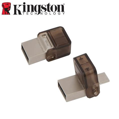 Usb Otg Kingston 8gb kingston micro duo usb otg flash drive 8gb lazada malaysia