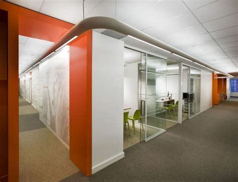 design office space beautiful office interiors of a canadian media company