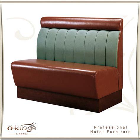 restaurant sofa leather fabric restaurant booth sofa design buy