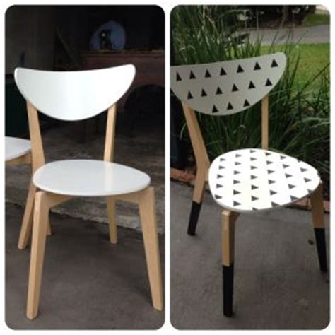 ikea dining chair hack ikea hacks ikea and ikea chair on pinterest