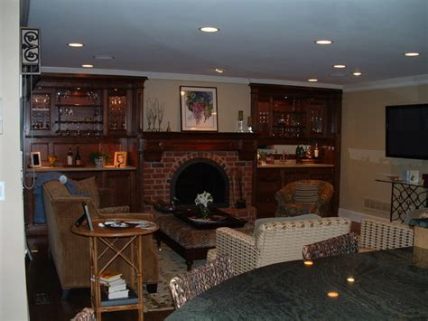 living room wine bar custom built in cabinetry wine bar full service bar