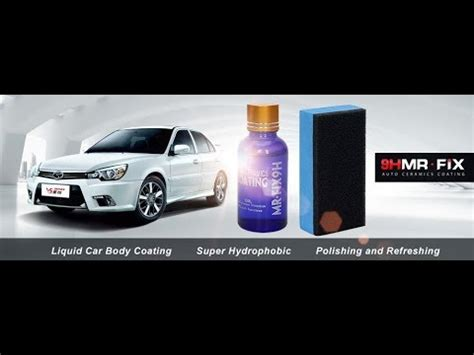 fix car coating solution review  youtube