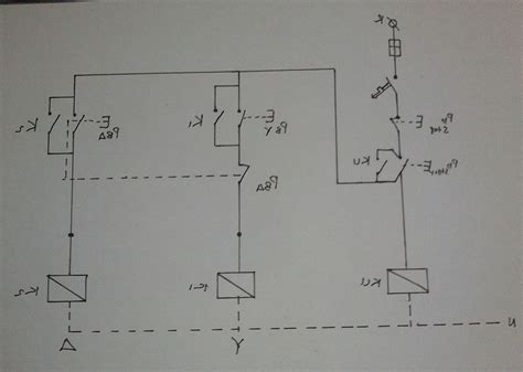 star delta motor starter control wiring impremedia net