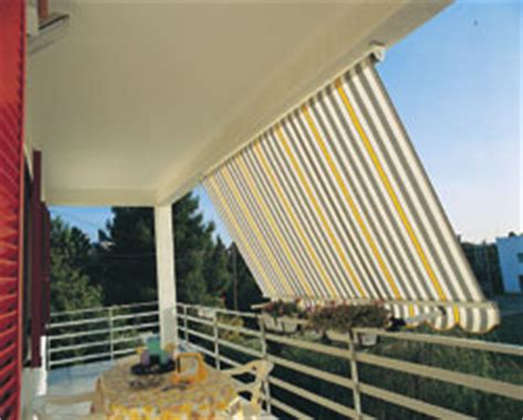 tende da sole per esterni obi sun protection team gt le strutture con bracchetti a