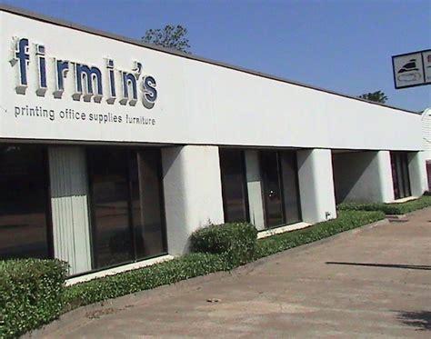 Office Supplies Texarkana Firmin S Office City Office Equipment 2217 N State