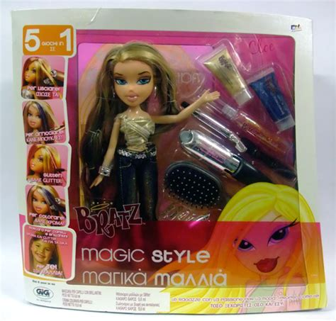 Bratz Hair Style Dolls by Bratz Magic Hair Style Cloe Doll Mga Gig 2007 Ebay