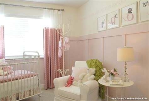 Idee Chambre Bebe Fille