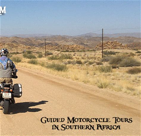 Motorrad Mieten Namibia by The Southern Namibian Adventure Motorcycle Tour