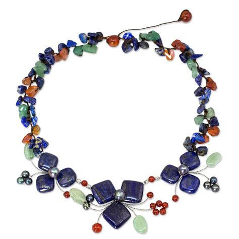 the ultimate statement necklace for is by novica