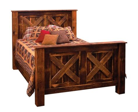 western style bed frames rustic bed frame country bed frame reclaimed wood bed
