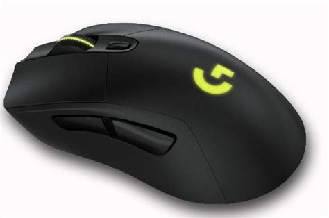 Mouse Logitech Gaming Wireless logitech g403 prodigy wireless gaming mouse review