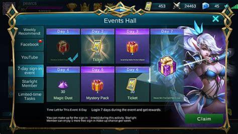 mobile legend web 5 cara mendapatkan skin mobile legends gratis elbaihaki
