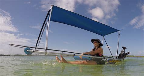 clear kayak see through canoe since 2007 built tough not cheap the transparent kayak canoe hybrid with