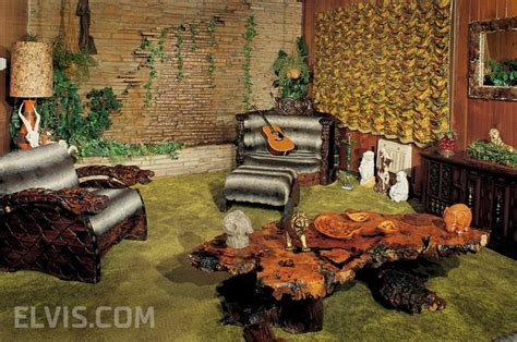 jungle room 82 best images about elvis graceland on jungle room shag carpet and william eggleston