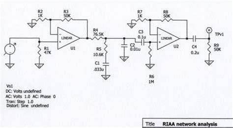 chip resistor spice model phono pre with passive eq