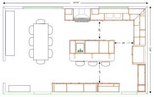 fresh kitchen layout island best design for you plans layouts modern