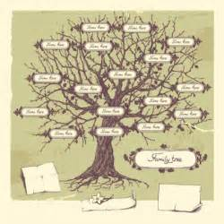 draw a family tree template family tree template drawing a family tree template