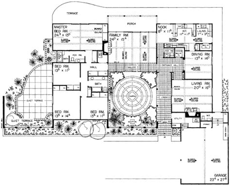 sprawling house plans sprawling southwestern ranch home 81360w architectural designs house plans