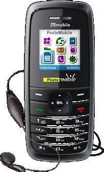 poste mobile operatore postemobile lancia cellulare poste mobile 1001