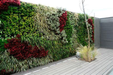 imagenes de jardines verticales caseros jardines verticales